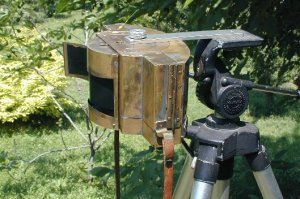 A Panoramic Camera
